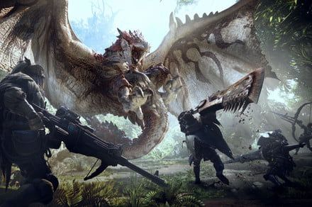 Bundle up for the huge 'Monster Hunter: World' expansion coming in 2019