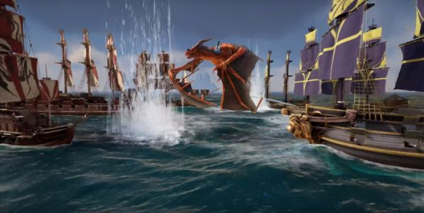 Ark Creators Reveal New Pirating MMO Called Atlas