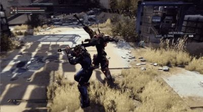 The Surge Is Like Dark Souls Except You Can Dismember Everyone