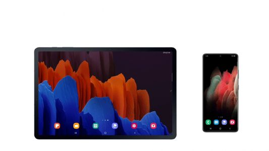 One UI 3.1 comes to the Galaxy Tab S7 and Tab S7+