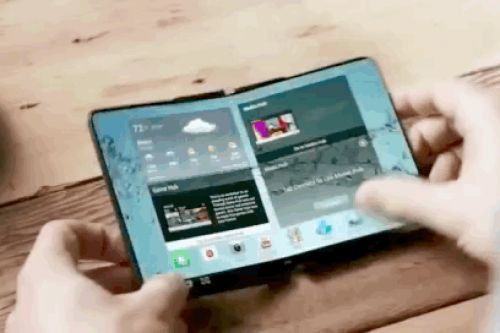 Samsung teases a reveal for its foldable, dual-screen smartphone