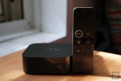 Apple TV adds Dolby Atmos audio on Monday