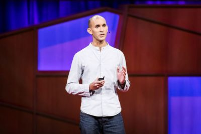 TED Day Three: The Mind-Scrambling TED Talk I Won't Stop Sharing