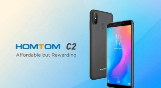 Entry level HOMTOM C2 flash sale on Gearbest puts it at only $89.99