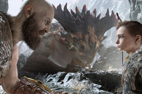 Watch the new trailer for God of War on PS4, launching April 20th