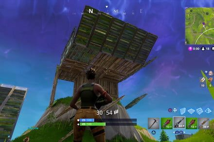 To shake up the 'Fortnite' endgame, Epic Games may add a building cap