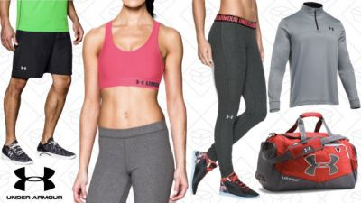 Stuff Your Closet With an Extra 20% OffUnder Armour Outlet Gear