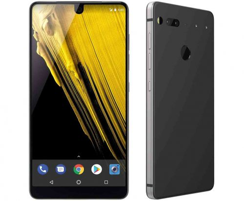 Essential Phone in Halo Gray is up for sale in Amazon