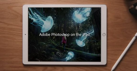 Adobe to finally bring the 'real' Photoshop to iPads
