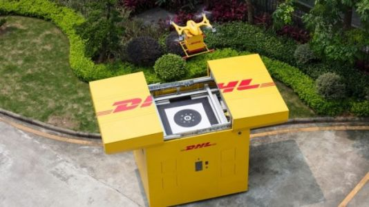 DHL Kicks Off Regular Autonomous Drone Deliveries in China
