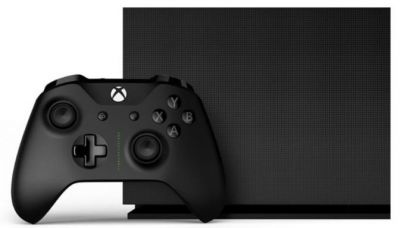 Xbox One X Project Scorpio Edition may revive codename for limited run console