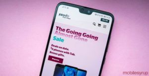 Existing Koodo customers are being offered $60/10GB with Tab Medium Plan