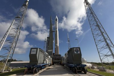 This NASA satellite is ready to go space after having its broken antenna replaced