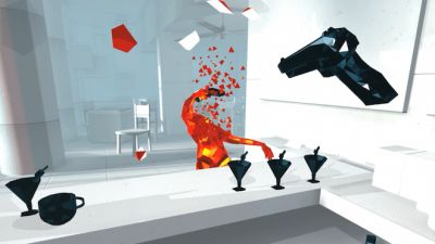 'SUPERHOT VR' Review: When Wick Meets Neo