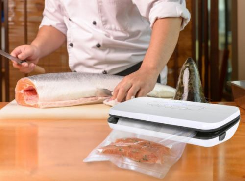 This $60 vacuum sealer keeps your food fresh for so much longer