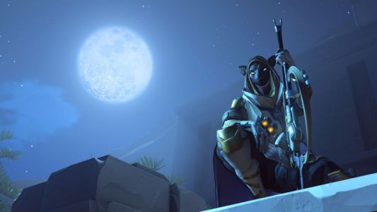 PSA: You Can Earn Ana's Bastet Skin By Playing Overwatch Starting Today
