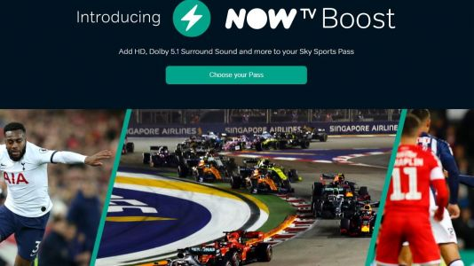 HD has arrived at Now TV - you can now stream in 1080p with Now TV Boost