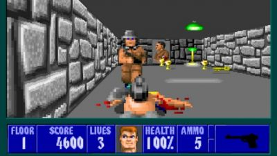 Did You Know Gaming Shares Wolfenstein 3D Trivia