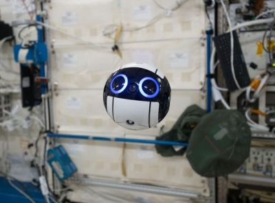 Japan's space robot will steal your heart from the ISS
