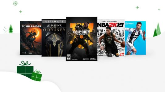 Microsoft discounts 500 Xbox One games by up to 75% for Black Friday