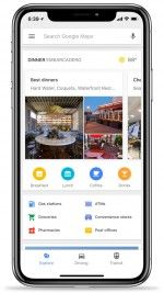 Google Maps for iOS Gains One-Tap Access to Commute Info