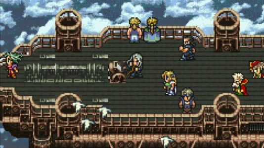 See What's Happening Behind The Scenes In Final Fantasy VI In This Video