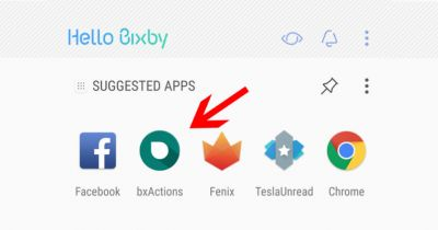 Samsung's Bixby knows Galaxy S8 owners would rather use Google Assistant