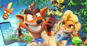Activision reveals Crash Bandicoot mobile game, pre-registration now open