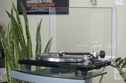 The European Audio Team's B-Sharp turntable is a family heirloom in the making