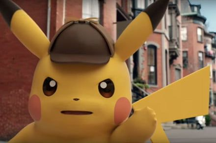 Discover one Pokémon's love of coffee in 'Detective Pikachu' for Nintendo 3DS
