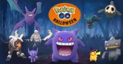 Pokemon GO introduces Ghost-type Pokemon from the Hoenn Region just in time for Halloween