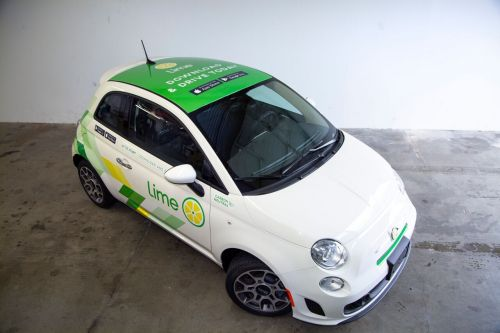 Lime is debuting its line of shareable vehicles in Seattle this week