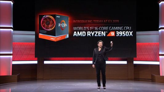 AMD to use special binning to produce Ryzen 9 3950X