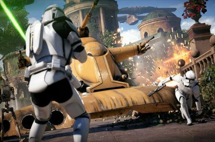 'Star Wars Battlefront II' patch introduces explosive new game mode