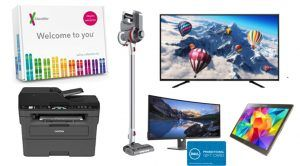 ET Deals: 55-Inch 4K TV for $250, 30 Percent off 23andme Genetic Tests, and more