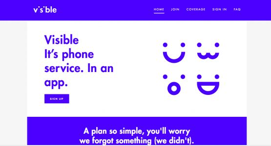 Verizon stealthily launched a startup offering $40-per-month unlimited data, messaging and minutes