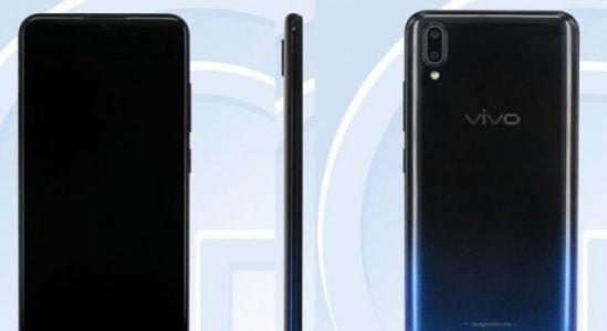 Three new Vivo phones appear on TENAA