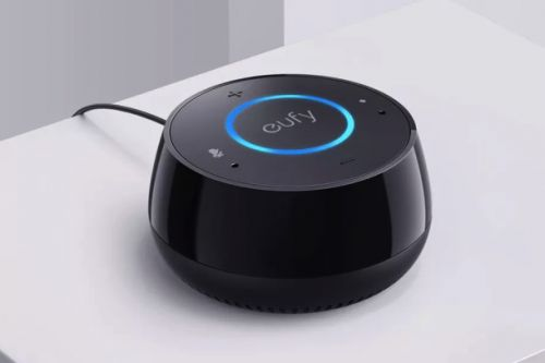 Eufy Genie is the same as Amazon's Echo Dot, but it's only $19.99 today