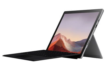 We can't believe how good this Microsoft Surface Pro 7 deal is at Staples