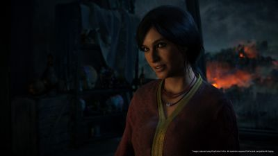 Uncharted: The Lost Legacy is like an extra verse for your favorite song