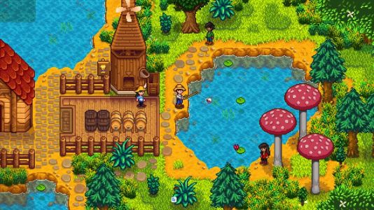 Stardew Valley adding multiplayer on August 1st