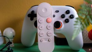 Leaked code suggests Stadia coming to Chromecast with Google TV soon