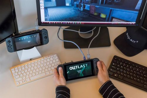 Outlast Coming to Switch, Outlast 3 Confirmed