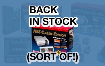 NES Classic Edition available NOW from ThinkGeek