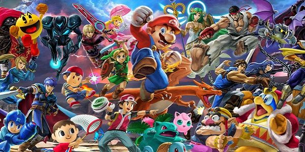 Nintendo Is Holding Open Tournaments For Super Smash Bros. Ultimate And Splatoon