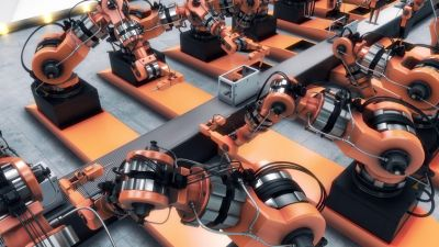 Why robots may soon steal all manufacturing jobs - but it's not all bad news