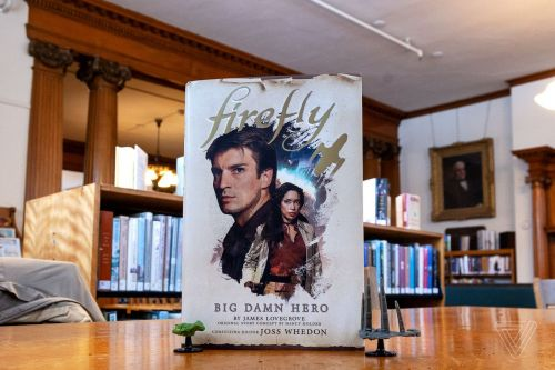 Big Damn Hero is a familiar trip back to Joss Whedon's Firefly universe