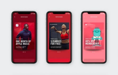Nike workout rewards expand with Apple Music, Headspace and more