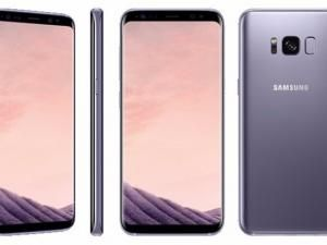 Samsung Galaxy A8 Colours Tipped