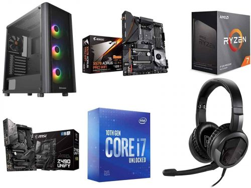 Build A Great PC With Components At A Discount - Cyber Monday Deals 2020